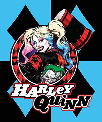 51bZipFU0+L Harley Quinn Blankets