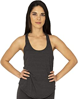 Relaxed FIT Moisture Wicking Racerback Tank for Women