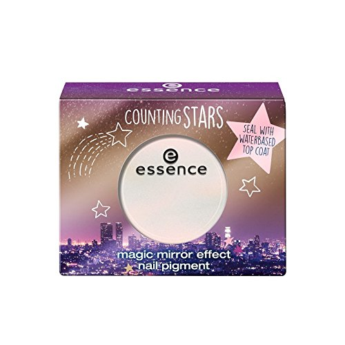 Essence – Nail pigments pigments – Counting Stars – Magic Mirror Effect 02 – Shine Bright