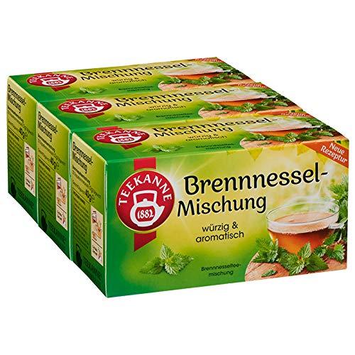 Teekanne Brennnessel-Mischung, 3er Pack