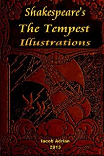 Shakespeare's The tempest Illustrations