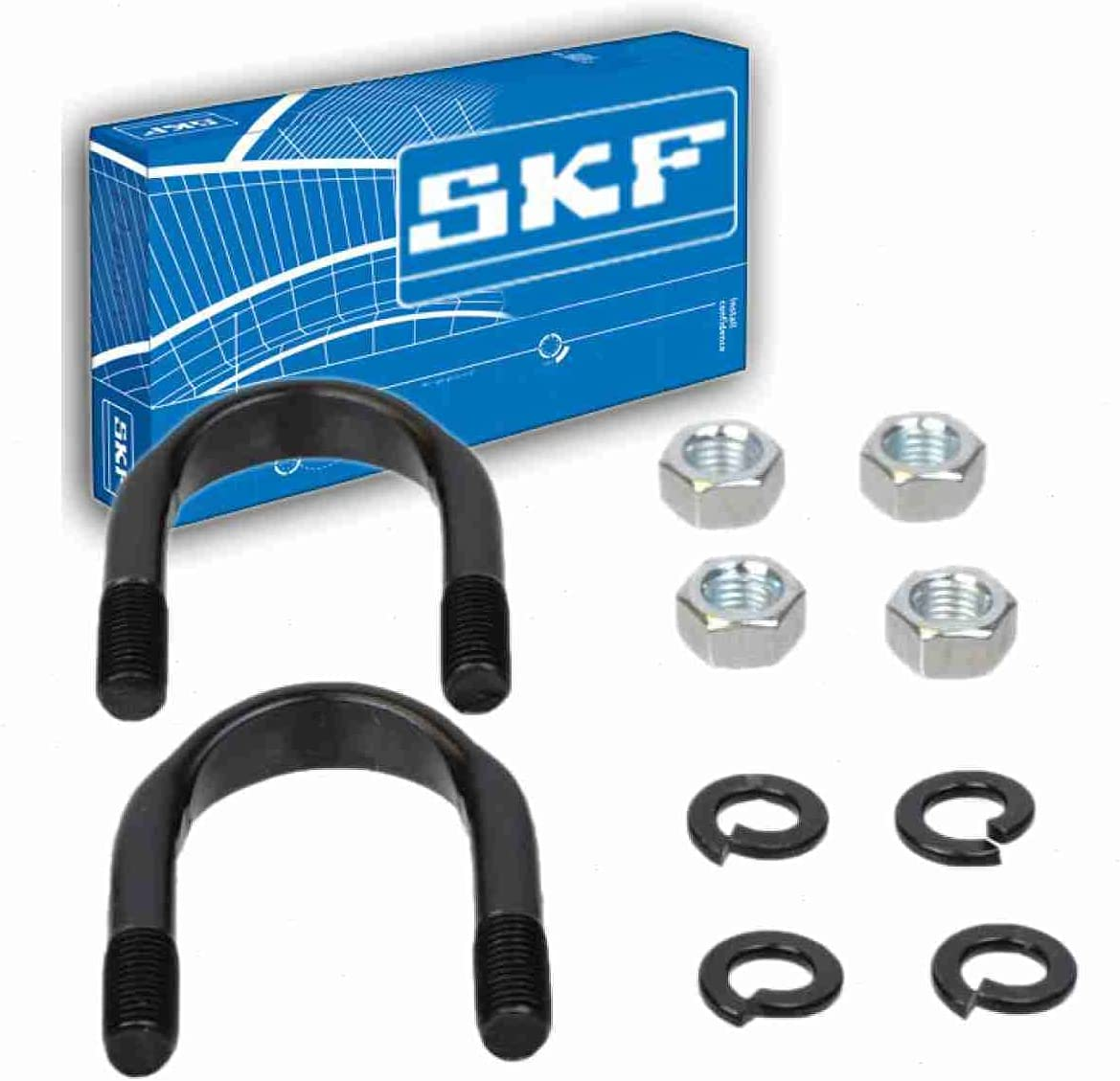 SKF unisex Rear Universal Joint Baltimore Mall U-Bolt with Chevrolet Kit Im compatible