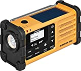 Sangean A500388 Radio MMR-88 DAB+ (Survivor DAB), Yellow