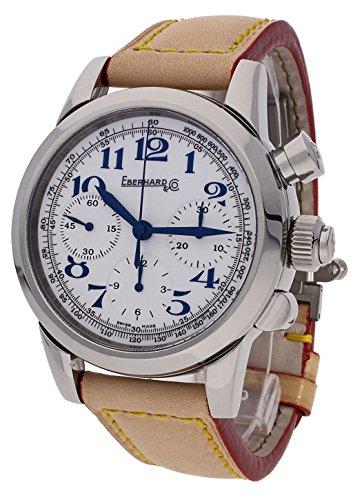 Eberhard & Co herenhorloge Tazio Nuvolari Vanderbeeld Cup chronograaf analoog automatisch 31045.1 CPD