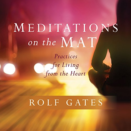 Meditations on the Mat audiobook cover art