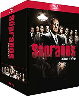 Les Soprano - L'intégrale de la série - Blu-ray - HBO (B00LMFO6YS)   Amazon price tracker / tracking, Amazon price history charts, Amazon price watches, Amazon price drop alerts