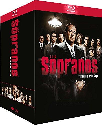 L'intégrale de la série Les Soprano en Blu-ray