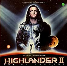 Various - Music From And Inspired By The Film Highlander 2 - The Quickening - Bronze Records - BWX 2