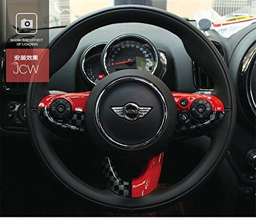 HDX Decalcomania in ABS per Mini Cooper One S JCW F Serie F54 Clubman 2016+