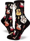 ModSocks Women's Classic Guitar Crew Socks
