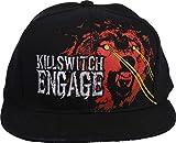 Photo de Killswitch Engage - Casquette de baseball Wolf In Black, O/S, Black