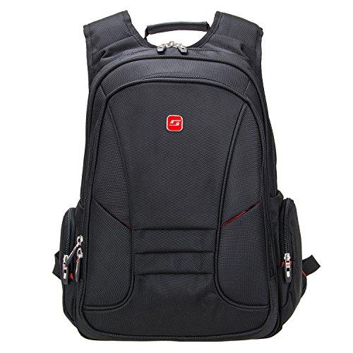 """Winkee BB4347MBK Zaino per computer portatile fino a 15,6"""" Nero"""