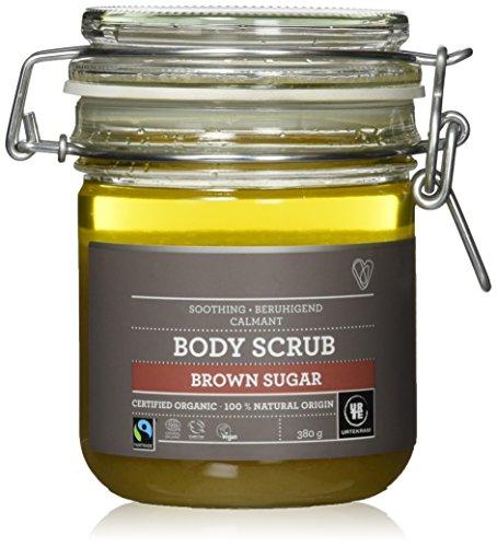Urtekram Brown Sugar Body Scrub Bio, beruhigend, 380 g