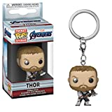 Horror-Shop Avengers Endgame - Llavero Thor Funko Pop!...