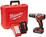 """Best milwaukee brushless drill - Milwaukee M18 Compact 1/2"""" Hammer Drill/Driver Kit (2607-22CT) Review"""