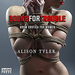 Bound for Trouble audiobook cover art