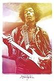 1art1 59884 Jimi Hendrix Poster - Legendary Experience, 91
