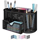 Desk Organizer. Vibrant Colors Mesh Desktop...