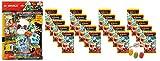Blue Ocean Lego Ninjago Serie 5 Next Level -1x Starter + 20 Booster Tüten Trading Cards zusätzlich erhalten Sie 1 x Fruchtmix Sticker-und-co Bonbon