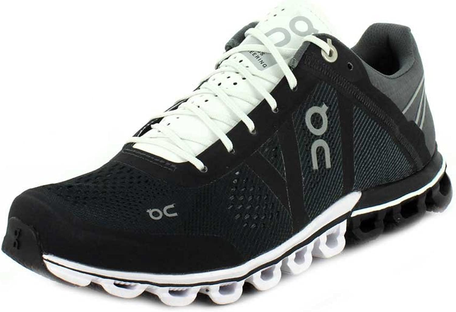 On Running Women's Cloudflow Performance shoes Black White