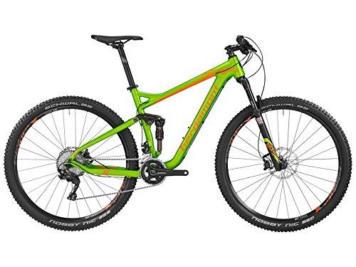 Bergamont Contrail LTD MTB 29'' Fahrrad Sondermodell grün/orange 2016: Größe: XL (184-199cm)