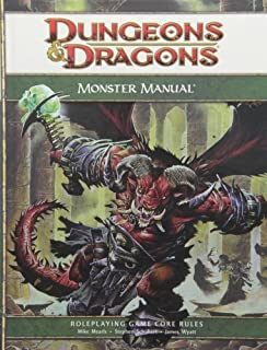 Dungeons & Dragons Dungeon Master's Guide: Roleplaying Game Core Rules, 4th Edition by Wizards RPG Team(2008-06-06)