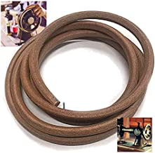 Sewing Machine Belt Real Cow Leather Belt 71