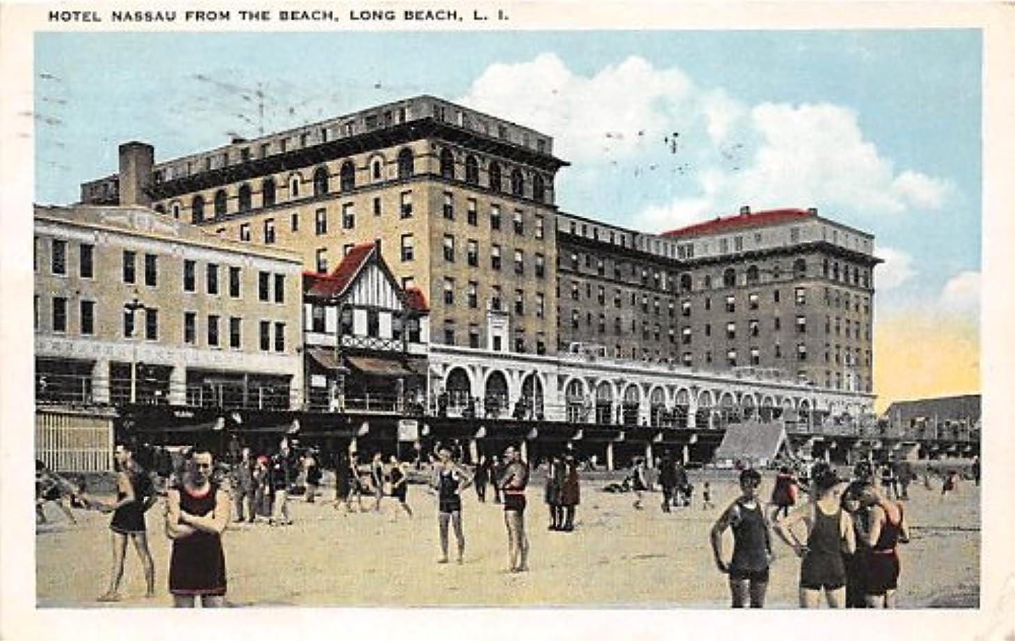 Nassau, New York Postcard