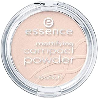 essence | Mattifying Compact Powder |10 Light Beige