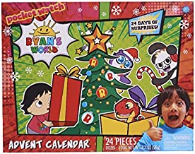 Ryans World Advent Calendar 24 Days of Surprises