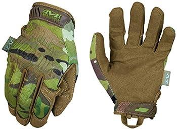 Mechanix Wear MG-78-009  The Original MultiCam Tactical Work Gloves  Medium Camouflage
