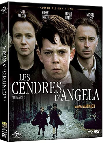 Les Cendres d Angela [Combo Blu-Ray + DVD]