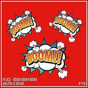 Boom Boom Boom (Malpolis Remix)