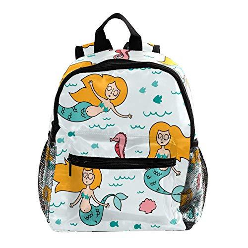Babyrucksack Fox Penguin Eik Rabbit Junge Kinder Rucksäcke Kindergarten Vorschule Kleinkind Jungen/Mädchen Schultasche niedlich Schultaschen 25.4x10x30 cm