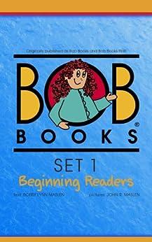 Bob Books Set 1: Beginning Readers by [Bobby Lynn Maslen, John Maslen]
