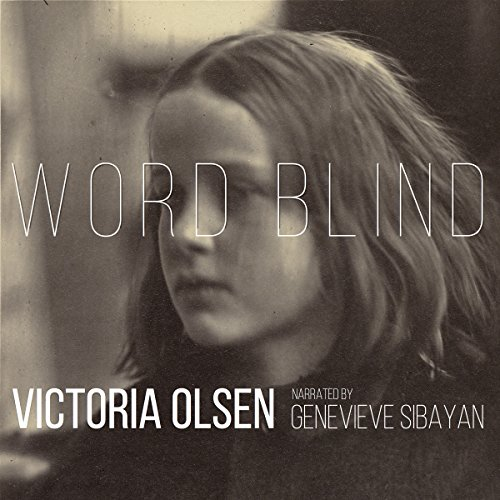 Word Blind audiobook cover art