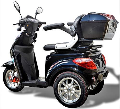 1000 W Elektromobil 3 Rad ECO Engel 501 Bild 5*