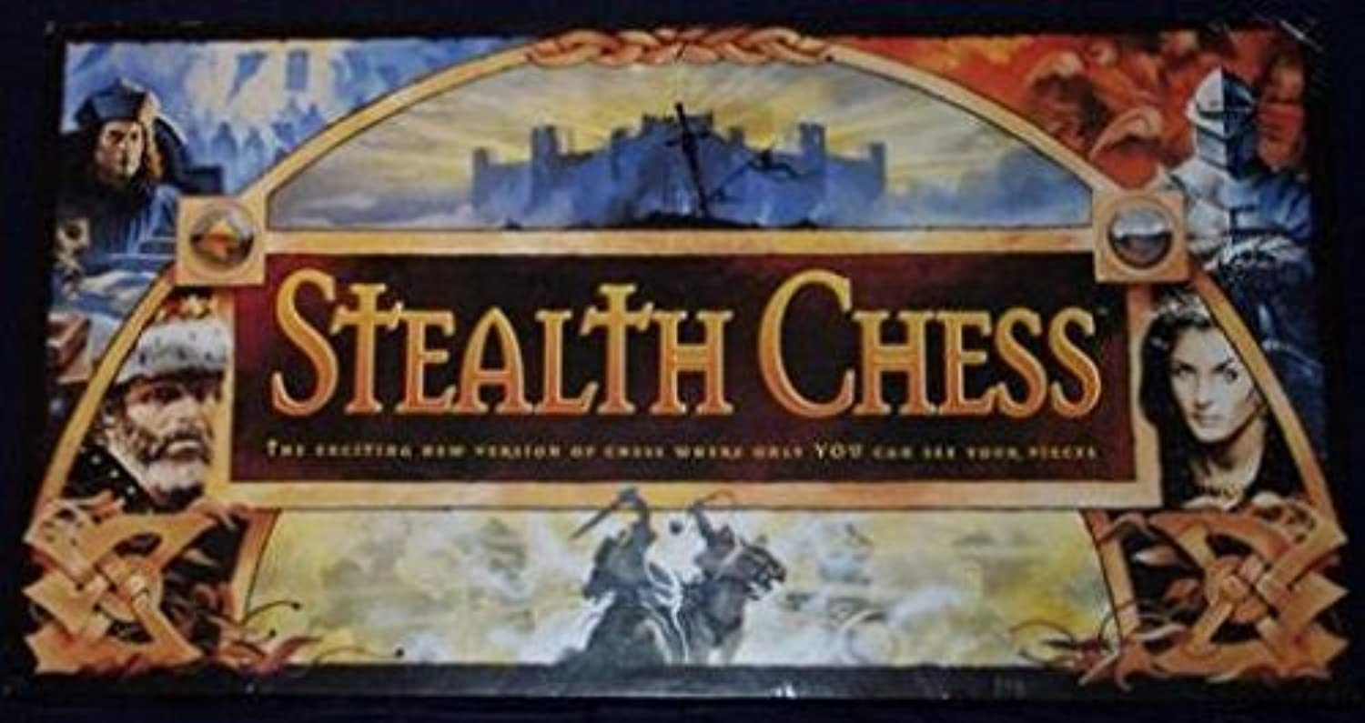 Stealth Chess by Board Games Dice Corp.
