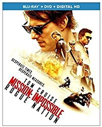 MISSION IMPOSSIBLE POPULAR DOLBY ATMOS BLU-RAYS