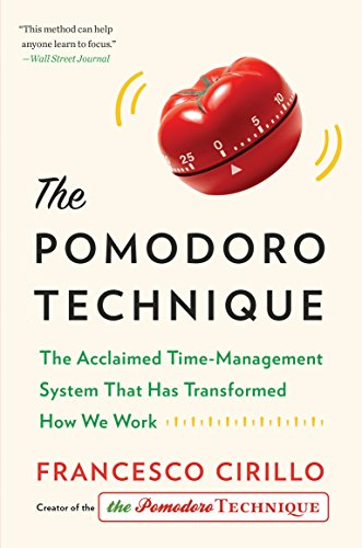Amazon.com: The Pomodoro Technique: The Acclaimed Time-Management System  That Has Transformed How We Work eBook: Cirillo, Francesco: Kindle Store