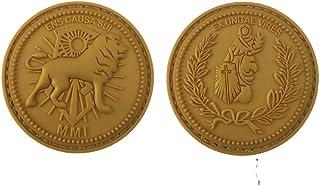 Violent Little Machine Shop - John Wick Gold Coin Morale Patch Set