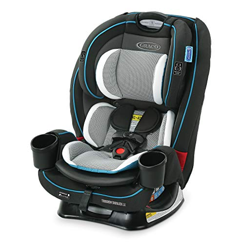 Graco TrioGrow SnugLock LX 3 in 1 Car Seat, Infant to Toddler Car Seat, Thatcher