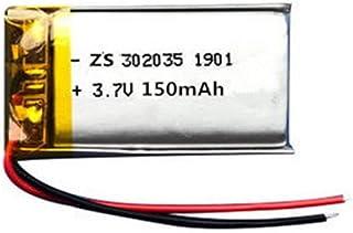 $449 » 3.7V 150mAh Li-ion Battery for Bluetooth, GPS, mp3, mp4, Toys, Speakers