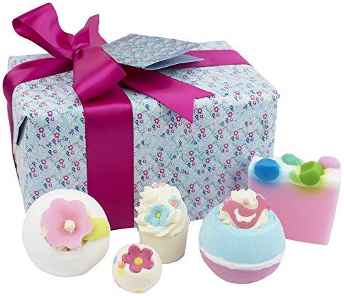 Bomb Cosmetics, Pocketful of Posies, set regalo realizzato a mano