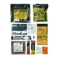 REAL FIELD MEAL Daily ration, MRE, EPA, field ration from Drytech