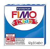 STAEDTLER FIMO KIDS, pasta modellabile termoindurente, per bambini, panetto da 42 grammi d...