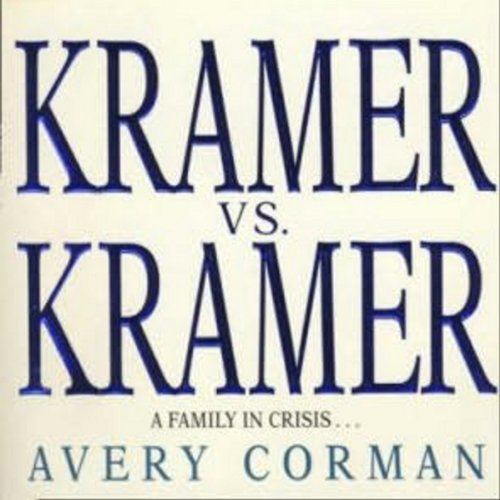 Kramer vs. Kramer audiobook cover art