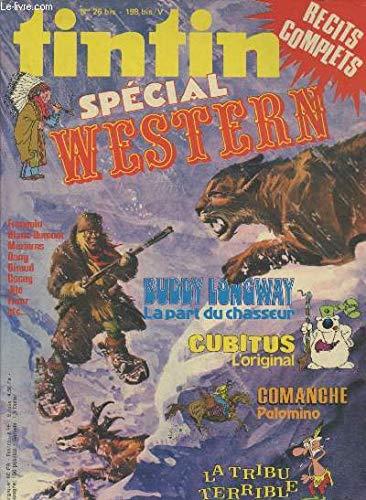 Tintin spécial n°5 : spécial western.