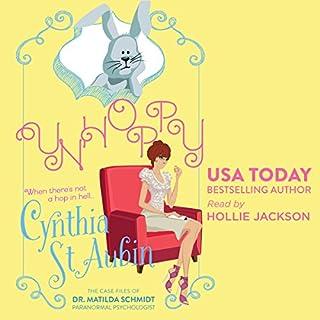 Unhoppy audiobook cover art