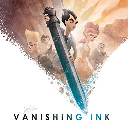 Vanishing Ink cover art